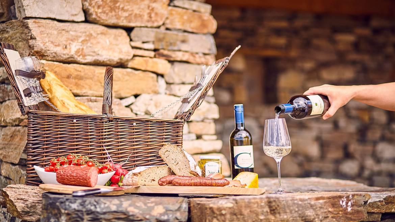 NÖ Landesweingüter machen Urlaub