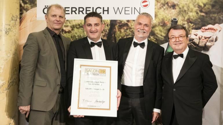 Unser Gut Altenberg Retz ist Salon Sieger