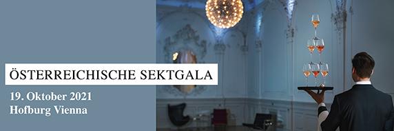 19. Okt. 21 Sektgala Wiener Hofburg